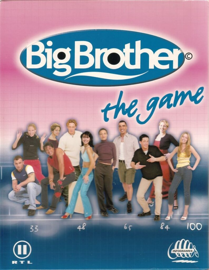 Big Brother Video Game