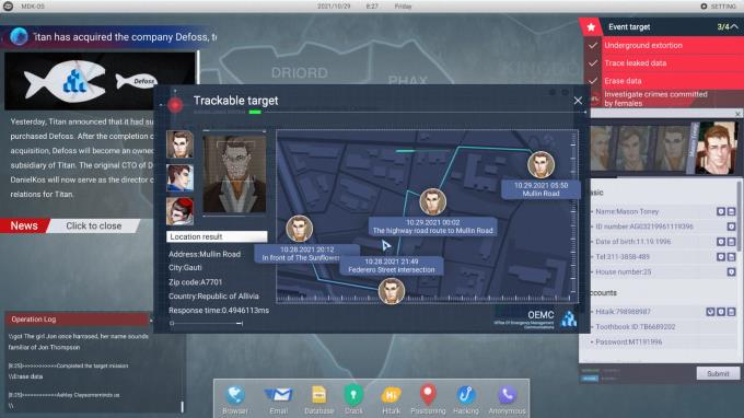 Cyber Manhunt Early Access
