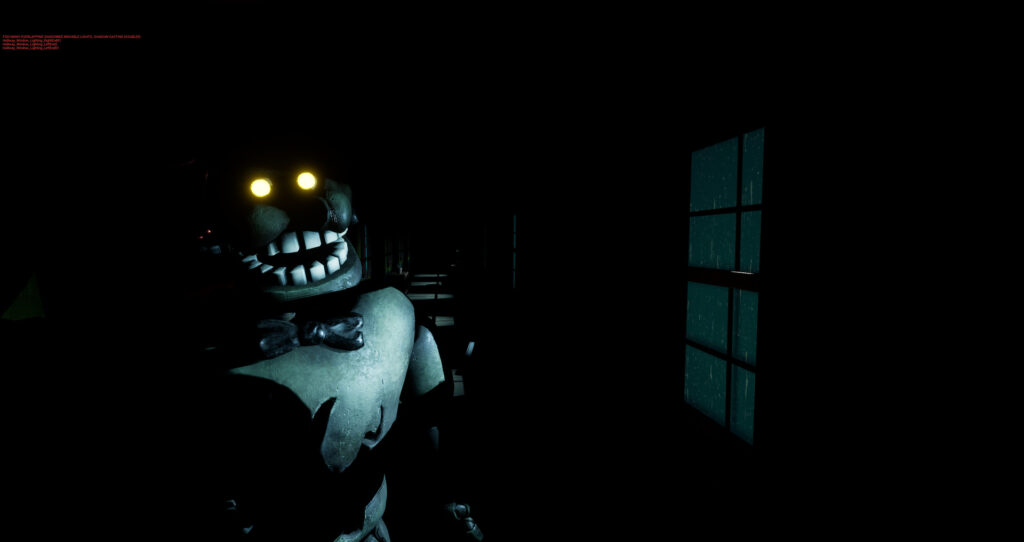 Five Nights At Freddys Halloween