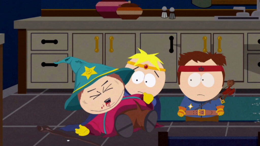 South Park Stick Of The Truth